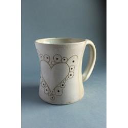 """Mug """"Coeur"""" n°1"""