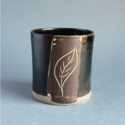 Tasse à café Feuille n°1